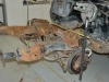 11 - Measurement of 82 Olds Front Clip - 140