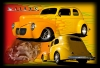 1940 Willys Sedan - Paul Nolte