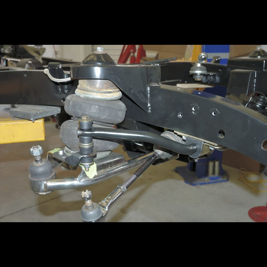 033 - Front Suspension & Steering - 001 - Conrad Monroe